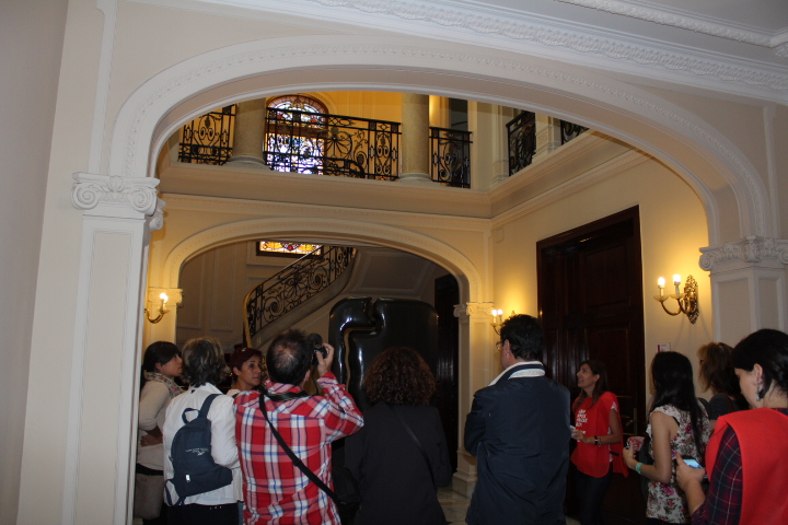 Open house barcelona 2014 not cies enginyers bcn for Openhouse barcelona